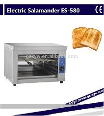 Commercial Sandwich Toaster Oven Electric Salamander Toaster Oven Electric Salamander Toaster Oven