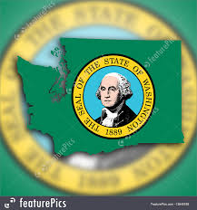 Map Of Washington State by Picture Of Map Of Washington State
