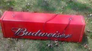 budweiser pool table light with horses vintage budweiser pool table light 299 99 picclick