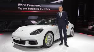 gray porsche panamera global debut the new panamera 4 e hybrid