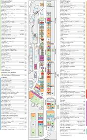 Mall Of America Store Map by Shop