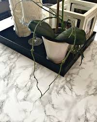Diy Marble Coffee Table by Diy Faux Marble Coffee Table A Purdy Little House