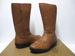 ugg s belfair boots ugg belfair boots leather chestnut us 7 uk 5 5 eu 38