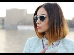 ombre for shorter hair ombre for short hair ideas and tips for the trendy look youtube