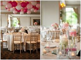 pink white gold wedding pink gold wedding reception wedding ideas gold