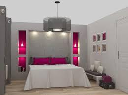 chambre fushia gris décoration chambre fille gris et fushia 37 la rochelle 19142233