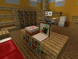 Minecraft Pe Bedroom Minecraft Furniture Interior Design