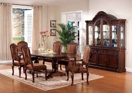 ashley dining set 5pc w optional chairs u0026 buffet with hutch