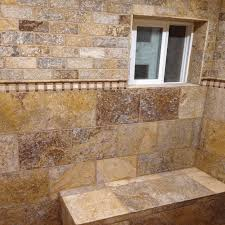 interior nice reasons to use travertine tile pros and cons for