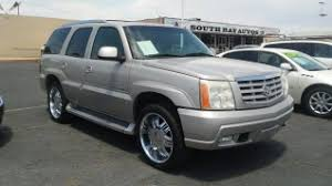 03 cadillac escalade for sale used cadillac escalade for sale in los angeles ca 78 used