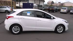 hyundai i30 1 6 crdi blue drive active 5dr u20527 youtube