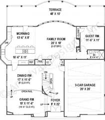 serrant neoclassical floor plan traditional floor plan