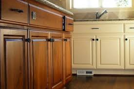 can i stain my kitchen cabinets adorable paint or stain kitchen cabinets should i refinish my angie