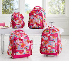 Pottery Barn Mackenzie Backpack Review Mackenzie Pink Hibiscus Backpack Pottery Barn Kids Be A