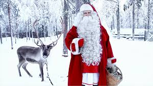santa claus u0027 message for kids before christmas reindeer video for