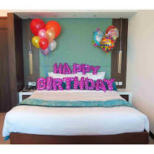 happy birthday room decoration games home decor 2017