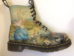 dr martens womens boots size 9 shopping for dr martens pascal heaven hell boots womens