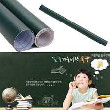 popular large blackboard sticker buy cheap large blackboard large wall sticker 45 x 200cm chalkboard sticker removable blackboard wall stickers for kids rooms home