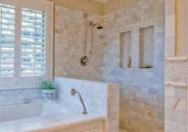walk in bathroom shower designs 11 awesome type of small bathroom designs walk in shower no door