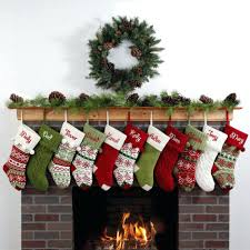 fireplace mantel christmas decorations scarf endearing home