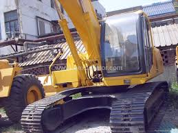 used excavator komatsu pc200 6 used construction machinery china