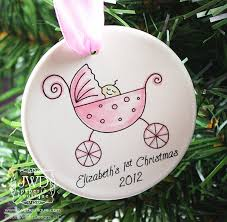 babys ornament personalized baby ornament my