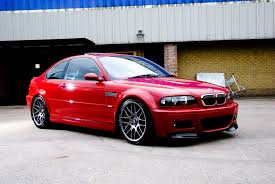 Bmw M3 E46 - bmw m3 e46 red bmw red sports coupe building kipichnaya wall truck