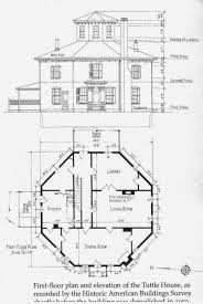House Plan 1761 Square Feet 57 Ft The House History Man The Other Octagon House In Washington Dc