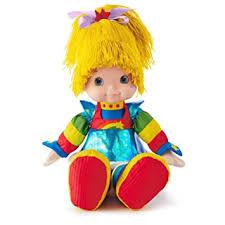 hallmark rainbow brite doll classic stuffed animals