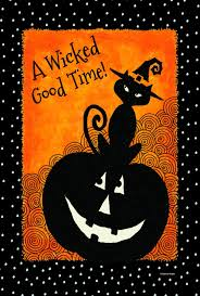 halloween garden flags page two halloween wikii