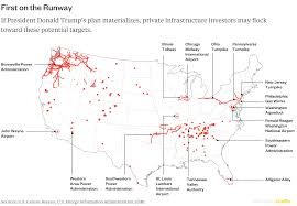 Map Of Philadelphia Airport Where To Park Wall Street U0027s Infrastructure Billions Bloomberg Gadfly