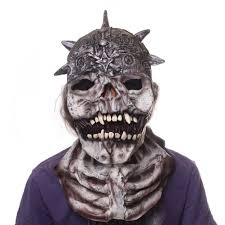 Toxic Halloween Costumes Shop Evil Spirit Halloween Latex Face Mask