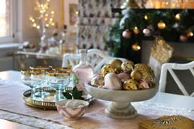 uk home blog hop my christmas dining room swoon worthy