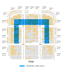 Concert Hall Floor Plan The Kennedy Center Concert Hall Washington D C Tickets