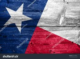Texas Vs Chile Flag Texas State Flag Painted On Old Stock Illustration 237158854