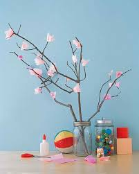 Diy Spring Projects by Kids U0027 Spring Crafts Martha Stewart