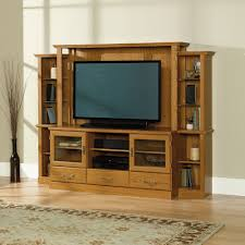 home theater wall stand orchard hills home theater 402743 sauder