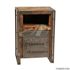 nightstands distressed dining table tall skinny nightstand large