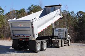 ox bodies launches new range of trail ox series end dump trailers