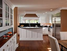 kitchen island with range transitional kitchens designs u0026 remodeling htrenovations
