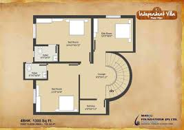 Indian House Plans For 1200 Sq Ft Best Two Bedroom House Plans In India Jurgennation Com