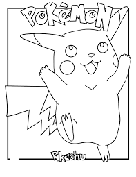 ash and pikachu coloring pages pokemon cartoon coloring pages of