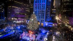 rockefeller center trees through the years newsday