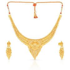 gold necklace sets images Buy malabar gold necklace set mhupnpdrue for women online jpg