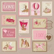 timbre poste mariage poste de mariage timbres pour la conception et l album clip