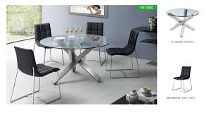 small modern dining table modern table and chair sets brucall com