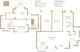 Coach House Floor Plans by Dwellings The Camden