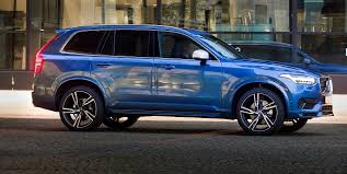 volvo suv volvo xc90 t6 r design looks good takes 100 km h test with