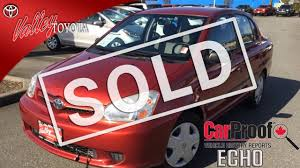 used lexus for sale victoria bc sold 2005 toyota echo preview for sale at valley toyota scion in