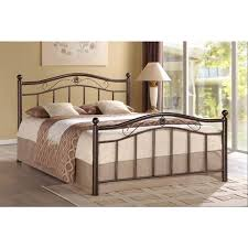 Overstock Platform Bed Bronze Bed Frame Bronze Metal Platform Bed Free Shipping Today